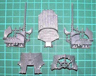 Slaves To Darkness Chaos Chariot Bits/Parts - Multilisting (22 variants)