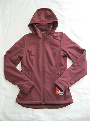 9c3f933d4 THE NORTH FACE Maddie Raschel Hoodie Fleece Lined Jacket Stretch ...