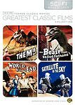 TCM Greatest Classic Films Collection: Sci-Fi Adventures (DVD, 2010, 2-Disc Set)