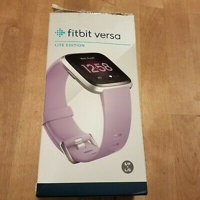 Fitbit Versa Lite Edition Purple sm/large