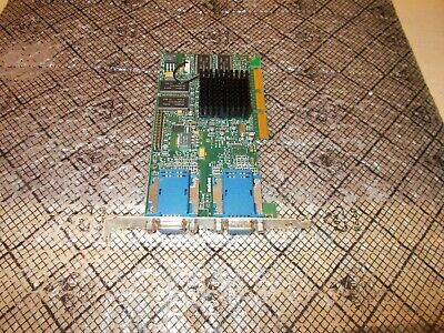 G2DMILA G2DMILA8//IBM Matrox Millennium 8MB AGP VGA Video Card Bulk Package NEW