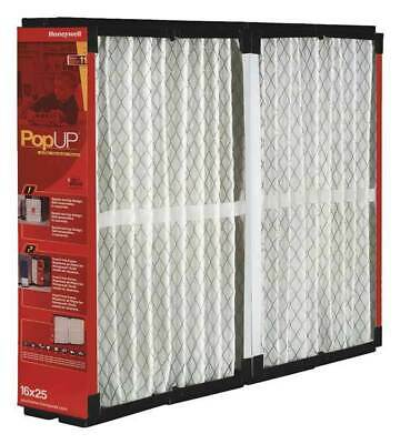 HONEYWELL POPUP2200 Pop-Up Filter Media,24-1/4 In. W