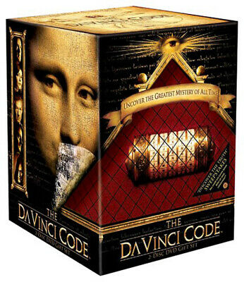 The Da Vinci Code (Special Edition Giftset) (Working Cryptex)(Boxset) (Dvd)