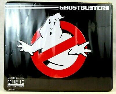 Mezco One:12 Ghostbusters Collective Figure Deluxe Set Egon Ray Peter Winston