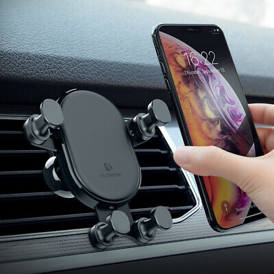 360 In Car Air Vent Mount Cradle Holder Universal Gravity Stand for Cell Phone