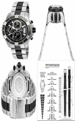 Invicta Men's Pro Diver Quartz Watch with Stainless-Steel Strap, Two Tone,...