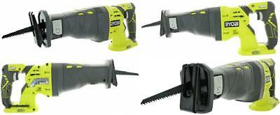 Ryobi P516 18V Cordless One+ Variable Speed Reciprocating Saw w/1 Blades...