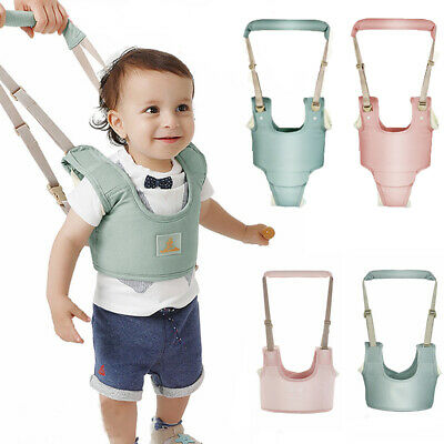Baby Walker Assistant Harness Safety Belt Walking Wing 360°Breathable 3D Lining