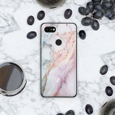 Pink Stone Silicone Case For New Google Pixel 3 XL Rubber Pixel XL 2 Snap Cover