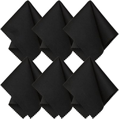 10Pack Premium Microfiber Cleaning Cloths for Lens Glasses Screen NEW Wholesale