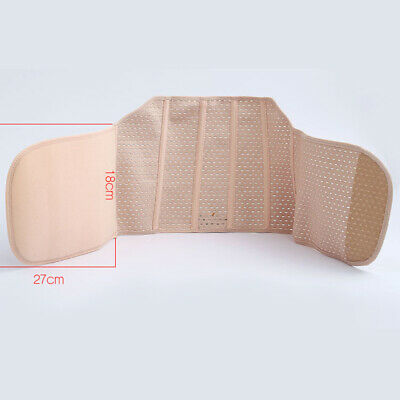 1*Breathable Maternity Post Natal Slimming Belt Postpartum Re-shaping XL #HD3