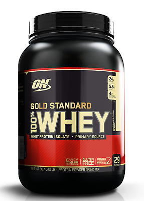 100% Whey Gold Standard 2lbs by Optimum Nutrition