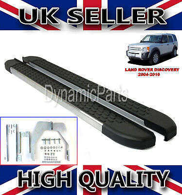 Running Boards SIDE STEP RUNNING BOARD FIXING KIT DISCOVERY 3 \ 4  2004-2015 AFTERMARKET CARD