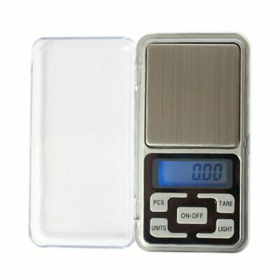 Mini Digital Weight Pocket Scales 100/200/300g 0.1/0.01g LCD Display