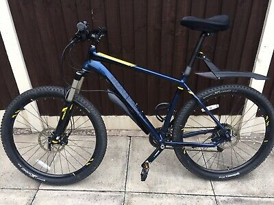CHRIS BOARDMAN BIKE comp FS  Resisted due to time waster