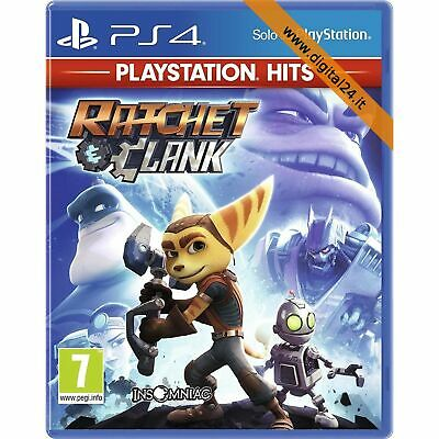 Ratchet & Clank [PlayStation Hits] - PlayStation 4