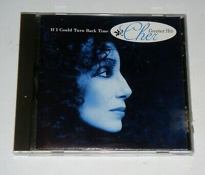 Cher Greatest Hits If i Could Turn Back Time CD FREE SHIPPING