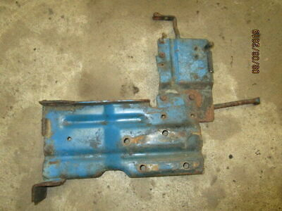 Ford 4000 Battery Tray Mounting Bracket in Good Condition