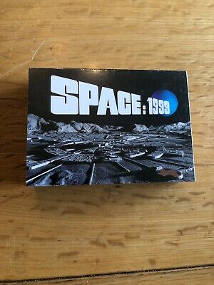 Space 1999 Mint Sealed Trading Cards Complete Set