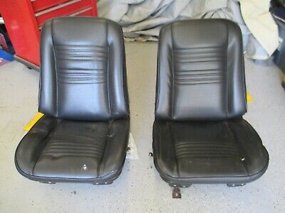 1967 CHEVELLE Bucket Seats - $250 00 | PicClick