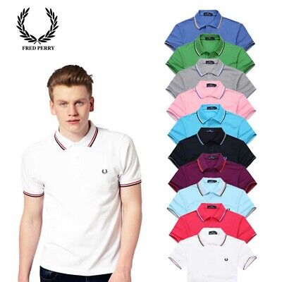 New Hot Fred1 Perry11 POLO Men's Casual Shirt short Sleeve Shirts T-shirts M~XXL