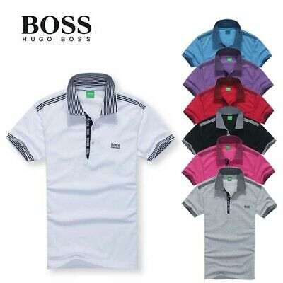 7 Colors New Hot POLO shirts  CORTA UOMO DONNA ELEGANTE T-shirt S~XXXL 7 Colours