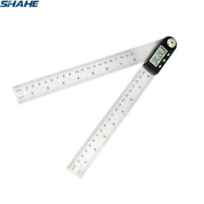 200mm /300 mm Stainless Steel Digital Meter Angle Inclinometer Angle Digital