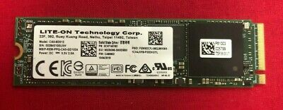 LITE ON IT M.2 PCle NVMe 512GB SOLID STATE DRIVE CA3-8D512