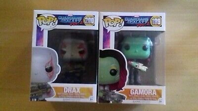 Set of 2 guardians of the galaxy vol 2 funko pops