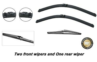 CItroen C4 Picasso 2006-2008 Brand New Front and Rear windscreen wiper blades