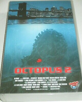 Highlight Video 8109 - Octopus 2 - VHS/Horror/Michael Reilly Burke