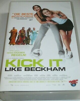 Highlight Video 8160 - Kick It like Beckham - VHS/Komödie/Keira Knightley