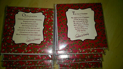 10 Packs Of 10 Patience Strong Christmas Cards (100 Cards) Sale Job Lot