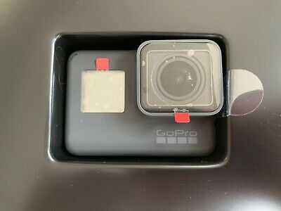 GoPro Hero 6 Black-BRAND NEW,Boxed. (New warranty Replacement-NOT Refurbished)
