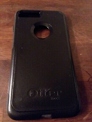 "OtterBox Defender Phone Case For Apple IPhone 6 Plus & 6s Plus 5.5"" Black"
