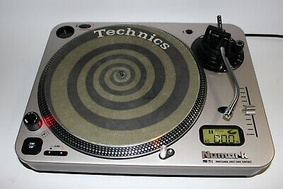 Numark Pro TT-1 Professional Direct Drive Turntable.