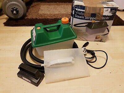 Wickes ss76 Wallpaper Stripper Steamer Wall Paper Decorating Painting 2000W Diy
