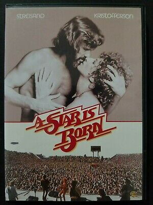 A Star Is Born (DVD, 2005) Barbra Streisand, Kris Kristofferson, 1976 Region 1