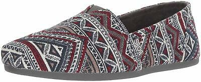af341c84ed3d6 WOMENS 7 SKECHERS Bobs Aztec Tan Sneakers Slip On Casual Shoes ...