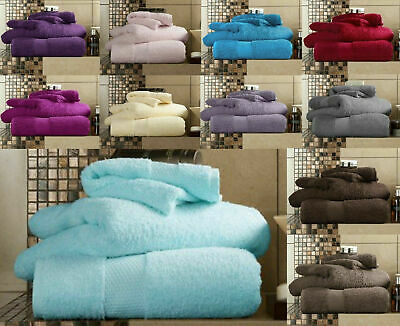 Luxury Miami Towels - 700 GSM 100% Egyptian Cotton - 3 SIZES ***ALMOST GONE!!***