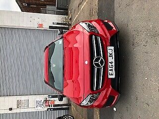 Mercedes GLA 220D 4MATIC AMG 2014 AUTOMATIC LOW MILEAGE!