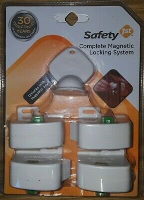 Safety 1st Complete Magnetic Locking System HS132