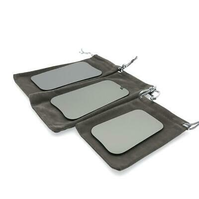Mix Photographic Mirror Dental Intraoral Intra-Oral Orthodontic 2-sided Rhodium
