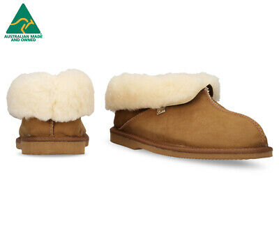 Opal UGG Australian Made Princess Opal Sheepskin Boots - Chestnut JU17