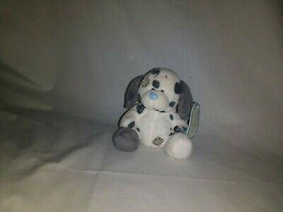 """5"""" soft my blue nose friends splodge number 29 carte blanche plush doll new tag"""