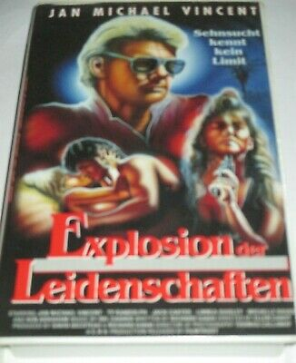 UFA Video 3854  - Rarität - ...Leidens - VHS/Erotik-Thriller/Jan Michael Vincent