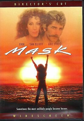 Mask (DVD, 2004, Directors Cut)Brand New