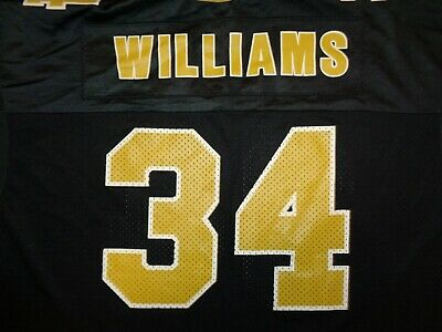 714ced0ae54 Authentic Ricky Williams New Orleans Saints Champion Nfl Game Football  Jersey Xl