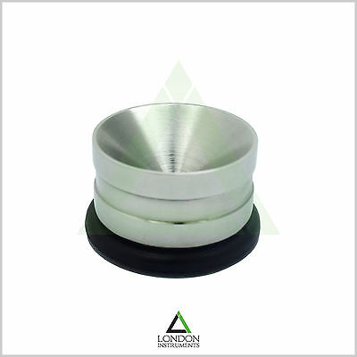 Amalgam Pot Stainless Steel Laboratory Non Slip Amalgam Mixing Well Restorative