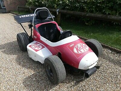 Petrol Go Kart - Starts and runs well - Accelerate and go - Great Fun -